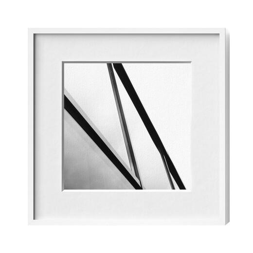Picture Frame Alu White matt