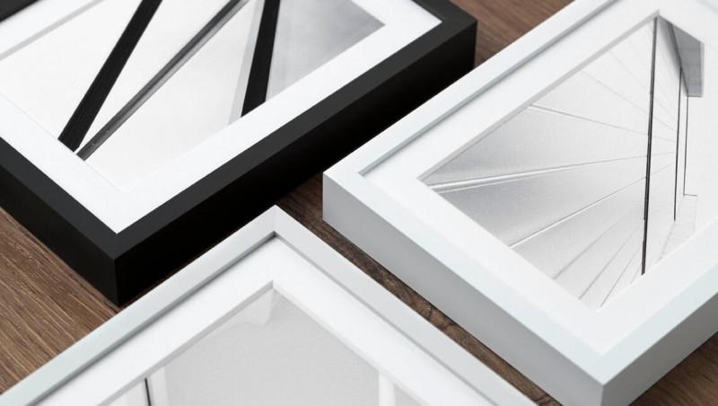 photo frame aluminium