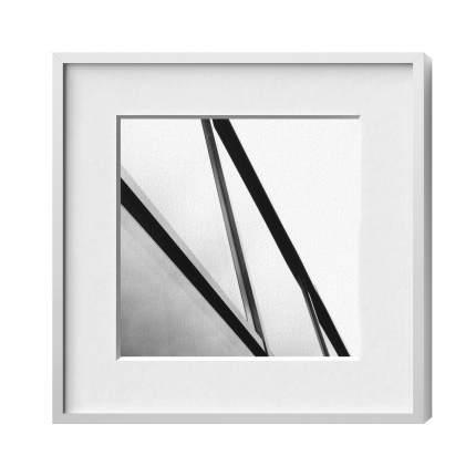 Classic Magnetic Frame, Alu 8, Silver matt