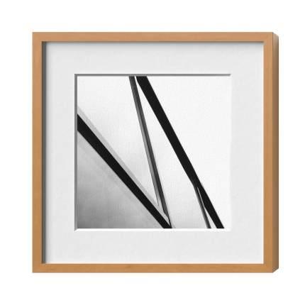 Classic-Magnetrahmen, Holz 10, Erle dunkel