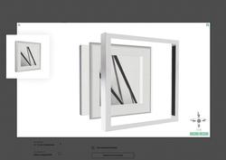 HALBE-3D-Bilderrahmen-Konfigurator-Rahmen-drehen