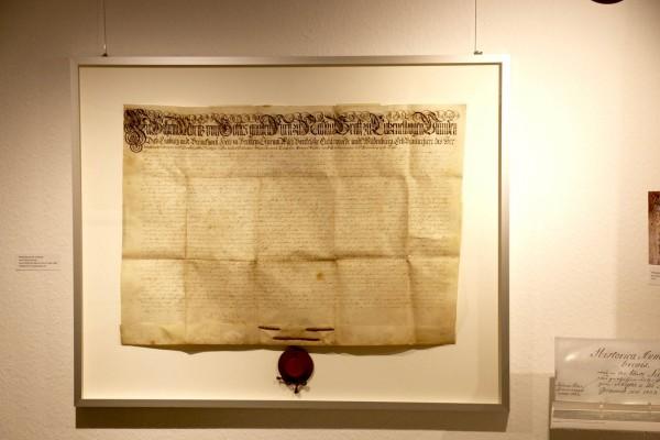 rahmung-urkunde-des-fleckenprivilegs-1687