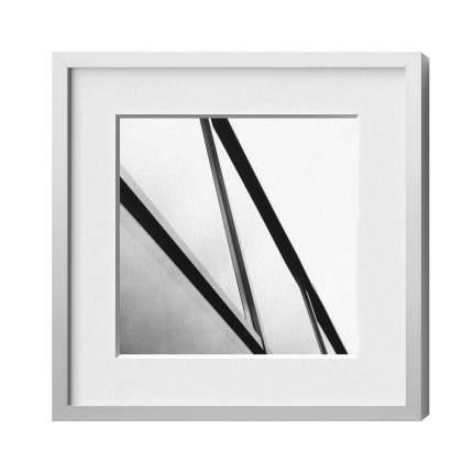 Classic-Magnetrahmen, Alu 14, Silber matt