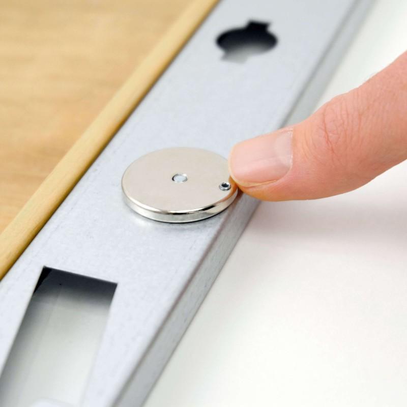 Bildsicherung BS1R - Rückseitige Sicherung Ihres Bildes