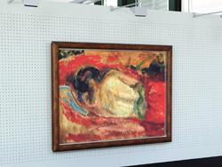 Munch Museum Oslo Holzrahmen