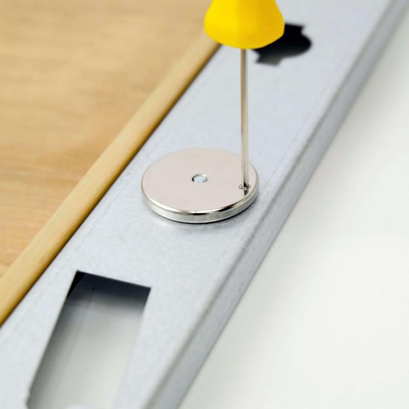 Bildsicherung BS1R - Rückseitige Sicherung  vor unbefugtem Öffnen
