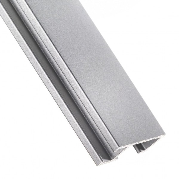 Gallery rail silver 3000 mm