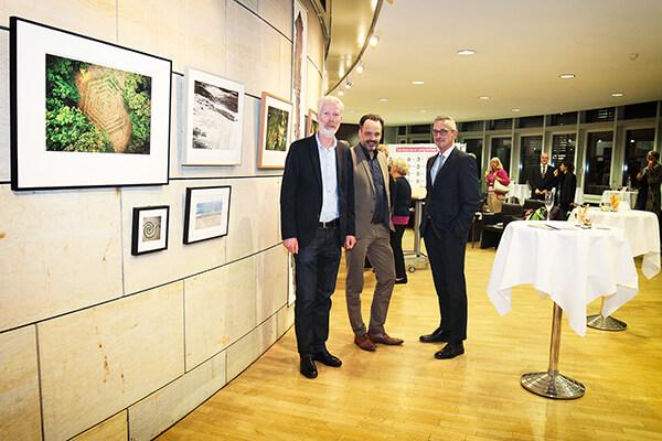 Ausstellung von Martin Stockberg im NRW Landtag