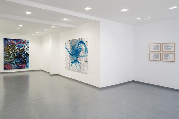 Ausstellung Verortung von Renata Jaworska
