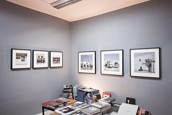 Ausstellung ONE WAY in HALBE Rahmen