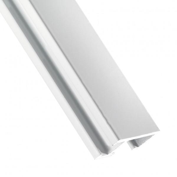 Gallery rails white 3000 mm
