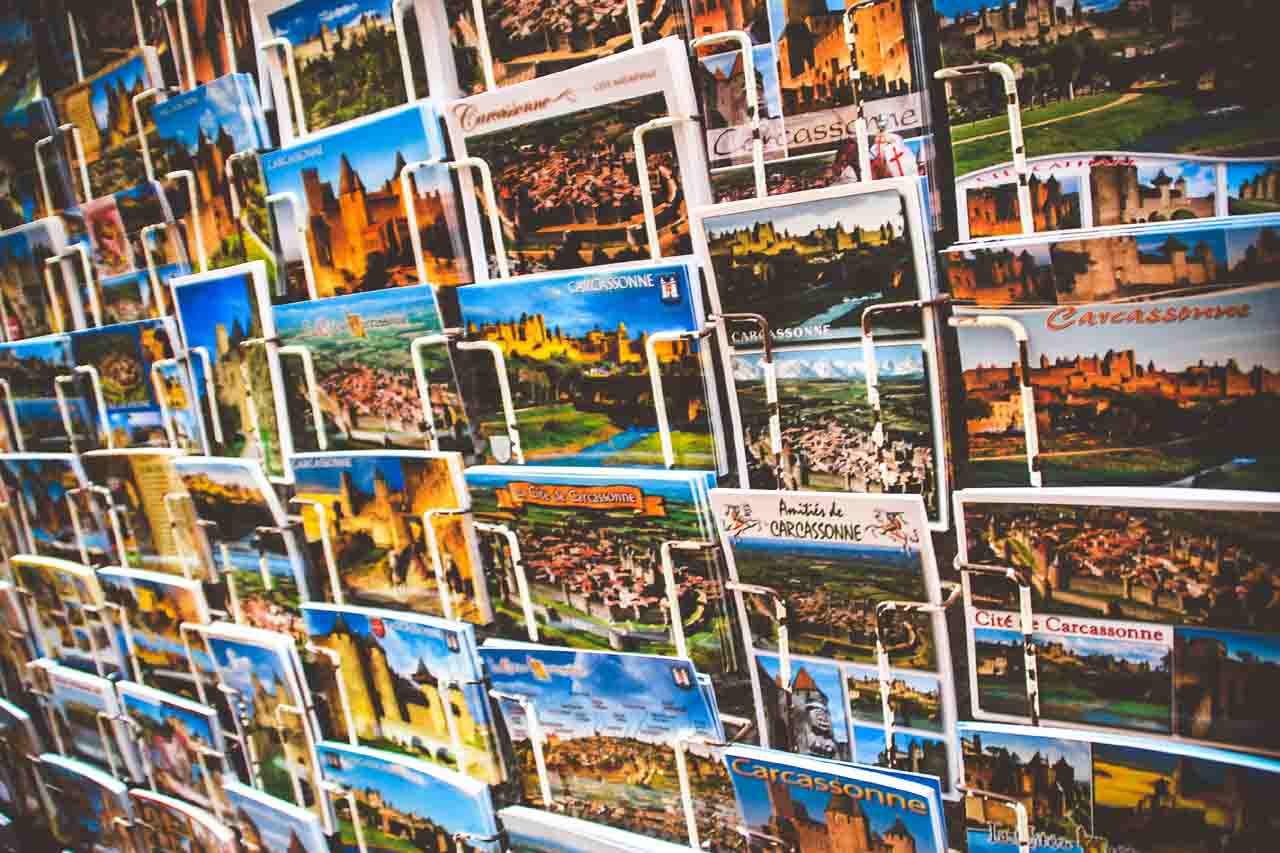 Bilderrahmen für Postkarten: Tipps zur Gestaltung