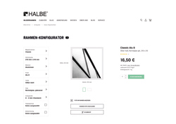HALBE-3D-Bilderrahmen-Konfigurator-Rahmen