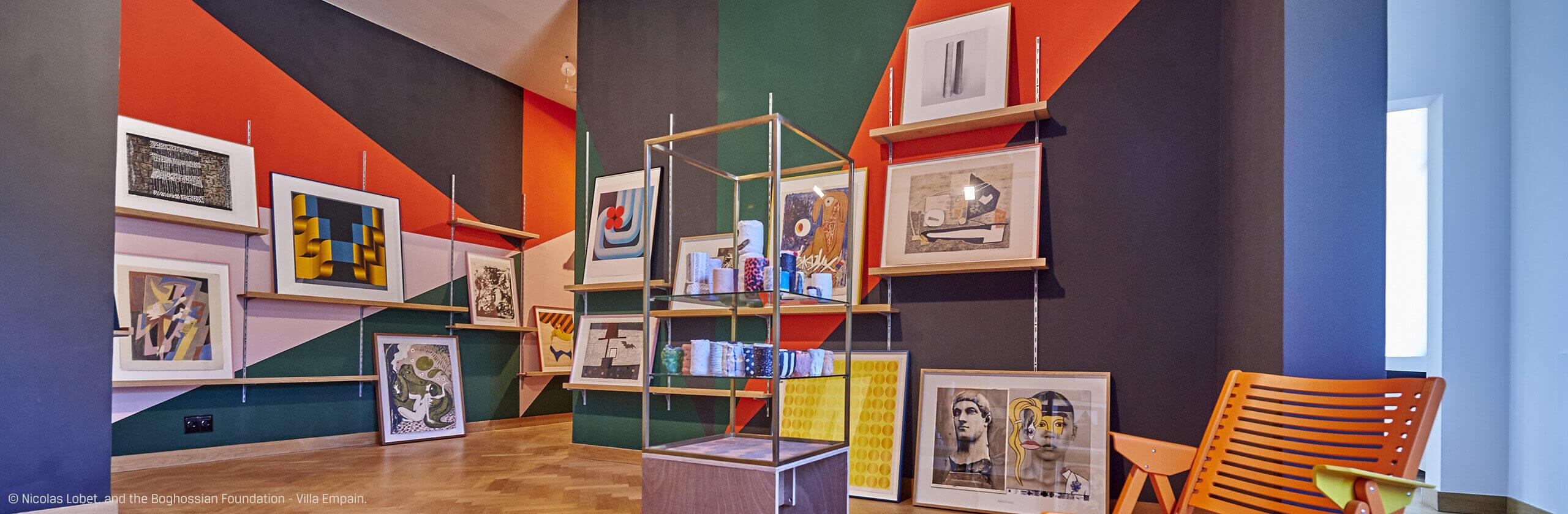 Bilderrahmen für Galerien