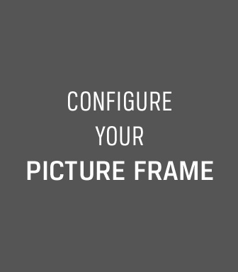 picture frames custom made by halbe rahmen. Black Bedroom Furniture Sets. Home Design Ideas