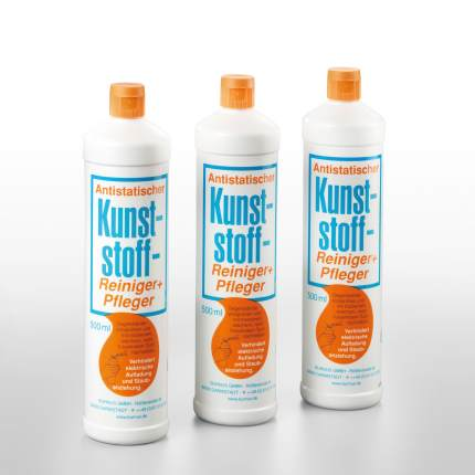 Cleaning and care products for Plexiglass