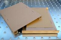 Customised shipping box open
