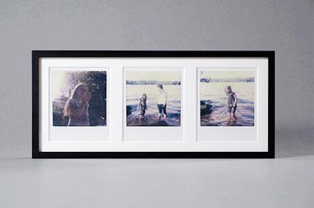 Sofortbildrahmen - Bilderrahmen für Polaroids