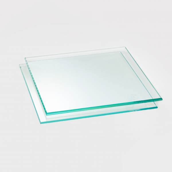 Samples safety glass