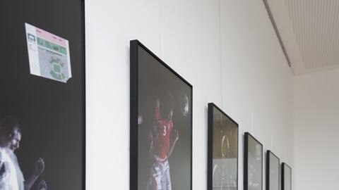 Flexibel aufhängen mit Galerieschienen