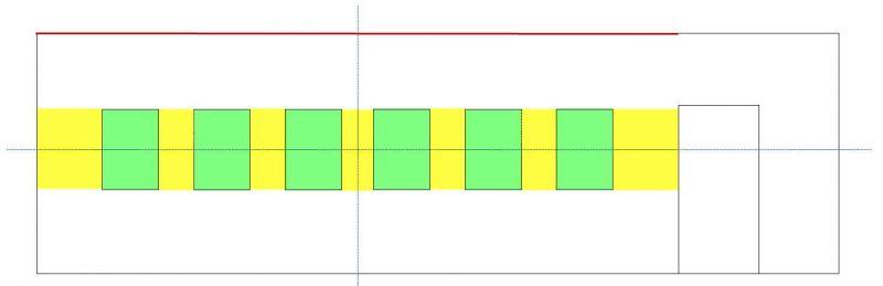 Rahmenhängung Beispiel