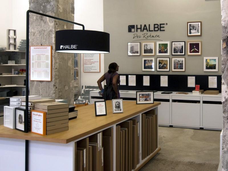 Bilderrahmen auf Lager bei Fotopioniere Berlin