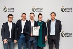 Halbe-Preisverleihung-German-Design-Award