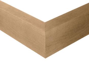 Holz-Erle-dunkel
