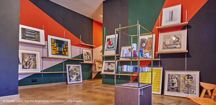 Bilderrahmen für den Kunsthandel und Galerien