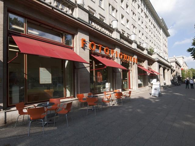 Café Fotopioniere Berlin