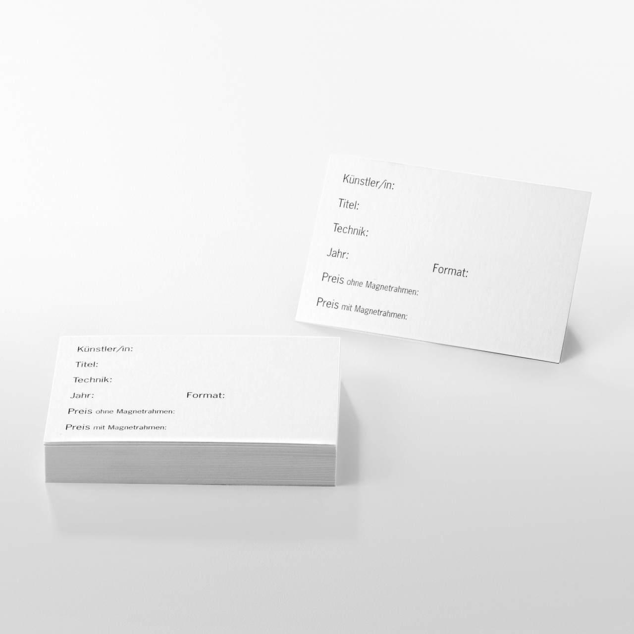 Bilderrahmen Zubehör für Ausstellungen online kaufen   HALBE-Rahmen GmbH