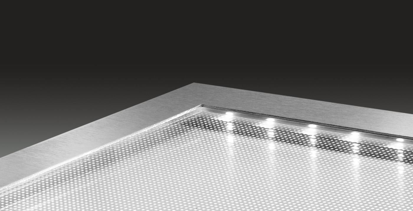 led leuchtrahmen led bilderrahmen von halbe rahmen. Black Bedroom Furniture Sets. Home Design Ideas