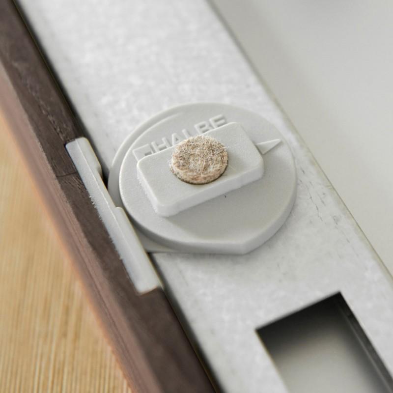 Bildsicherung Exzenterverschluss Protect-Magnetrahmen