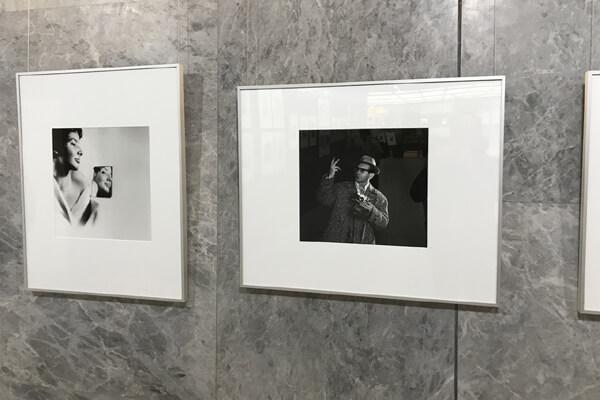 Köves in der Rathaus-Galerie Marl