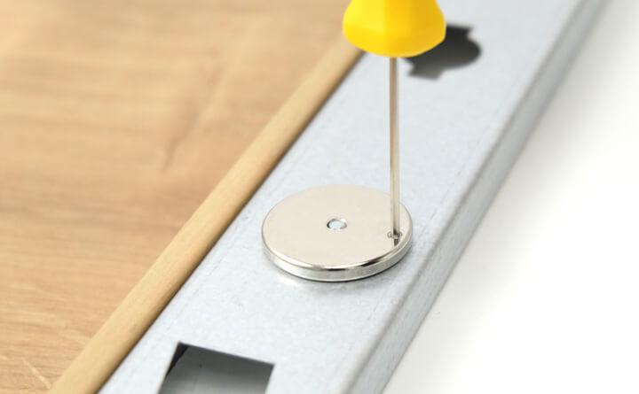 Bildsicherungen für Magnetrahmen