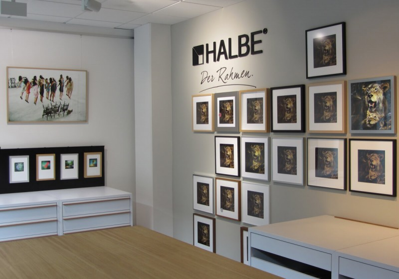 Bilderrahmen in Hamburg bei Open Eyes Photoservices