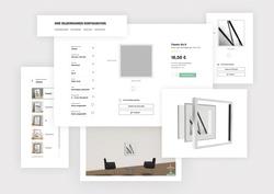 HALBE-3D-Bilderrahmen-Konfigurator-mehre-Screenshots