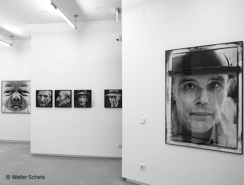 Bilderrahmen Anwendung für Ausstellungen
