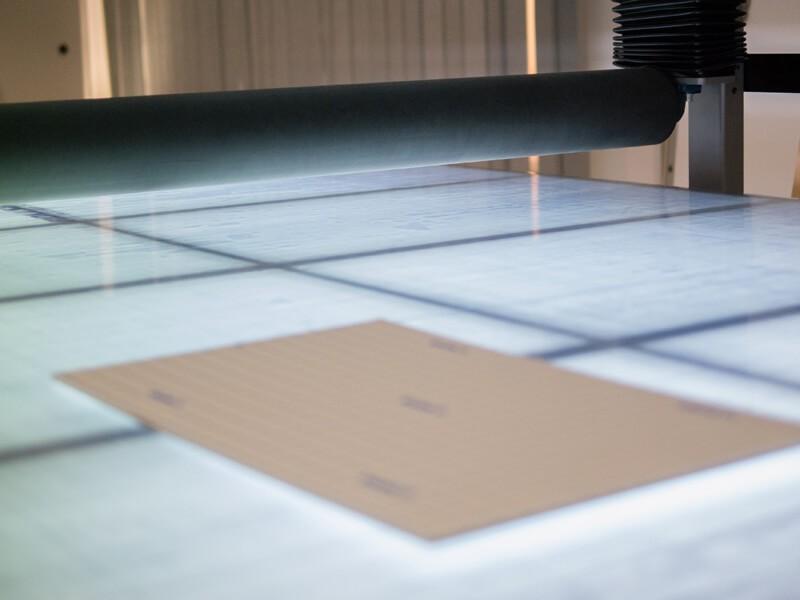 Fine Art Prints und Dibond Kaschierung in Hamburg