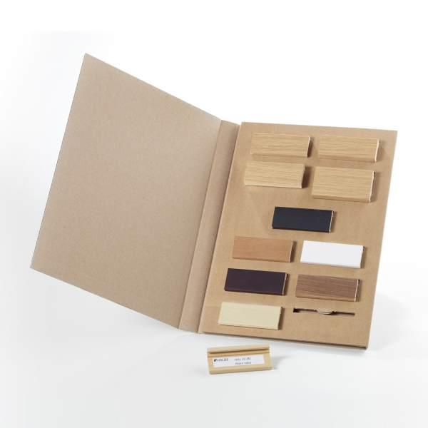 Muster-Set Holzleisten