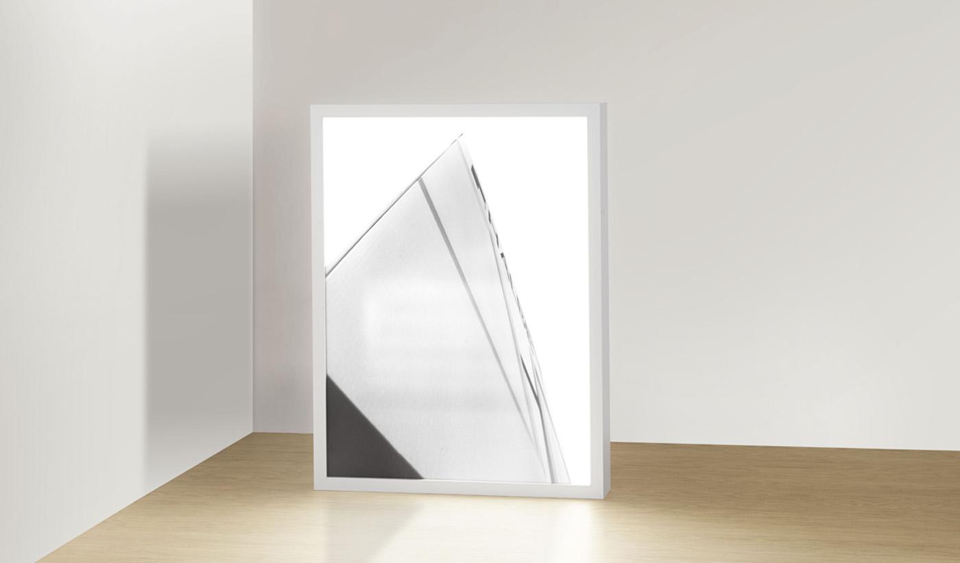 LED-Leuchtrahmen   LED-Bilderrahmen von HALBE Rahmen