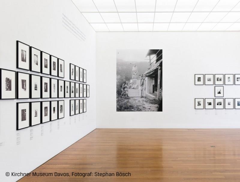 Bilderrahmen Anwendung im Museum