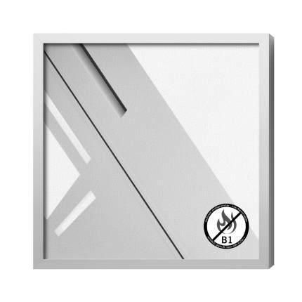 B1-Magnetrahmen, Alu 14, Silber matt