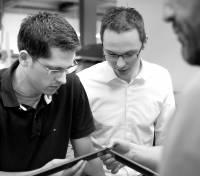 Einstieg David Halbe ins Familienunternehmen