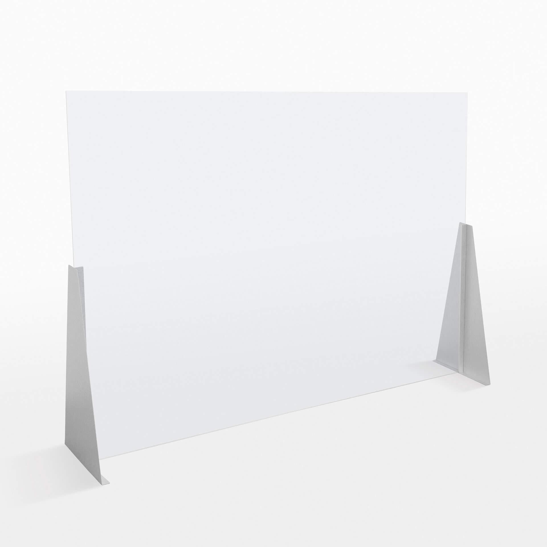 Spuck-Schutz - Tisch - freistehend