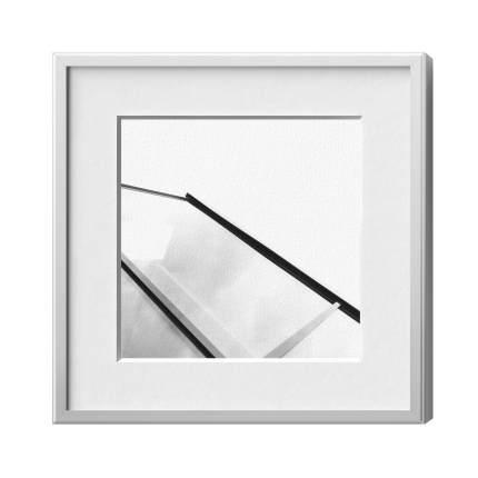 Conservo-Magnetrahmen, Alu 12, Silber matt