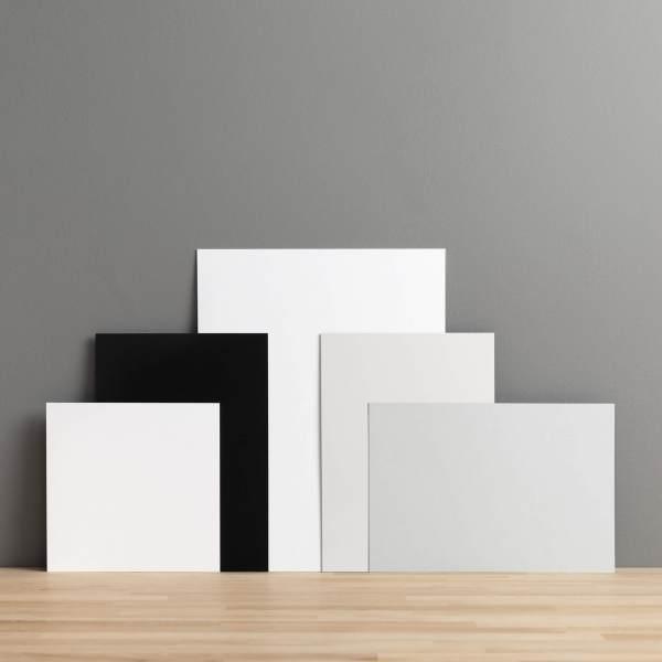 Muster-Set Kartons/Passepartouts