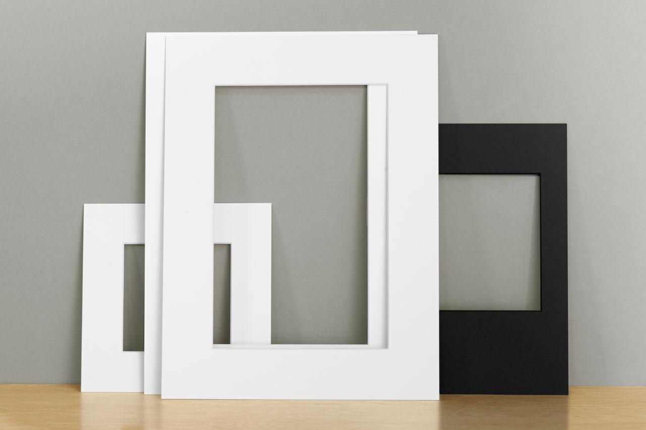 5 gr nde ein passepartout zu verwenden. Black Bedroom Furniture Sets. Home Design Ideas