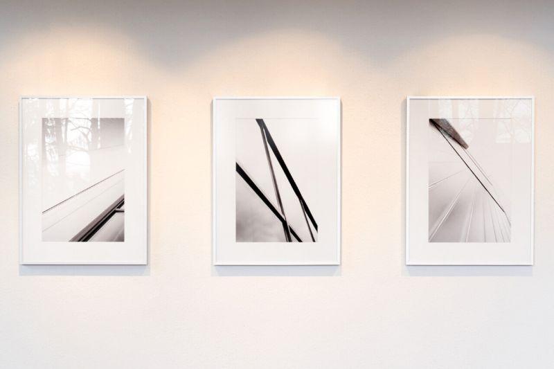 Bilderrahmen Glas glänzend und antireflex