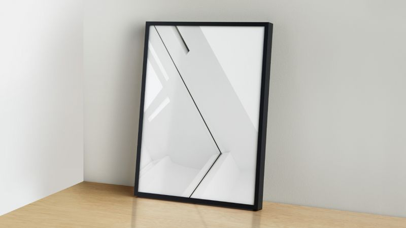 B1 magnetic frame without passepartout
